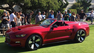 Fisker Rocket Speedster Galpin Auto Sports