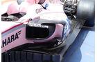 Force India - Formel 1 - GP Bahrain - Sakhir - Donnerstag - 13.4.2017