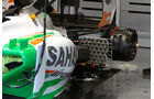 Force India - Formel 1 - GP Belgien - Spa-Francorchamps - 31. August 2012