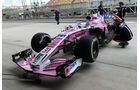 Force India - Formel 1 - GP China - Shanghai - 12. April 2018