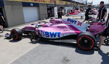 Force India - Formel 1 - GP Kanada - Montreal - 7. Juni 2018