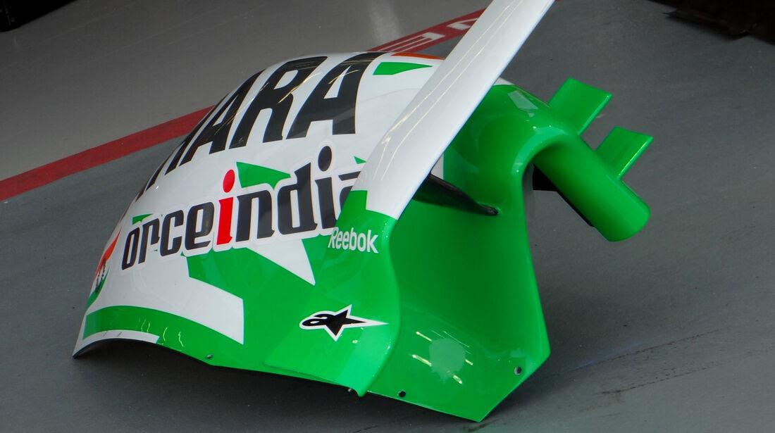 Force India - Formel 1 - GP Singapur - 20. September 2012