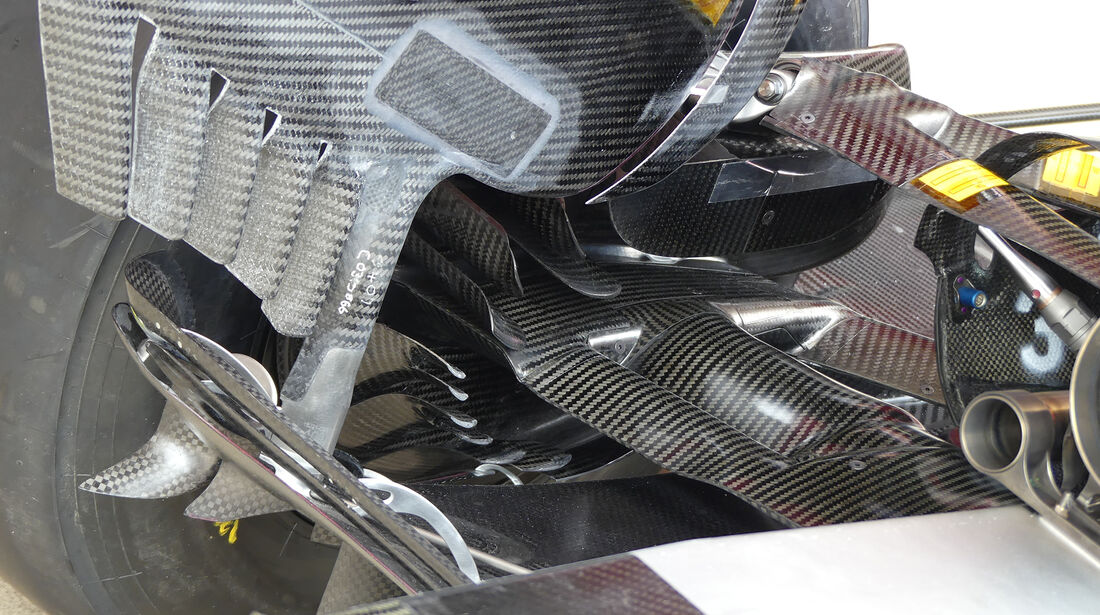Force India - Formel 1 - GP Spanien - Barcelona - 10. Mai 2018