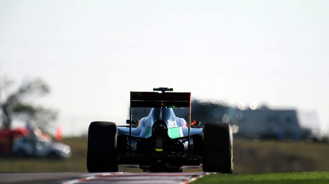 Force India - Formel 1 - GP USA - 1. November 2014
