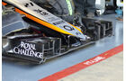Force India - Formel 1-Test - Barcelona - 28. Februar 2015