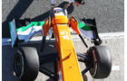 Force India, Formel 1-Test, Jerez, 7.2.2013