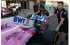 Force India - GP Australien 2018 - Melbourne - Albert Park - Donnerstag - 22.3.2018