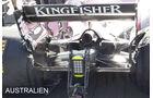 Force India - GP Australien - Technik - Formel 1 - 2017