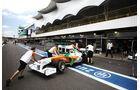 Force India GP Brasilien 2011
