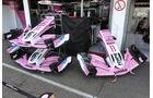 Force India - GP Deutschland - Hockenheim - Formel 1 - Freitag - 20.7.2018