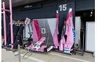 Force India - GP England - Silverstone - Formel 1 - Mittwoch - 4.7.2018