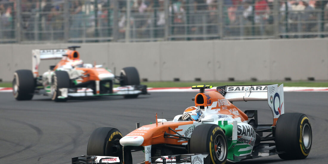 Force India - GP Indien 2013