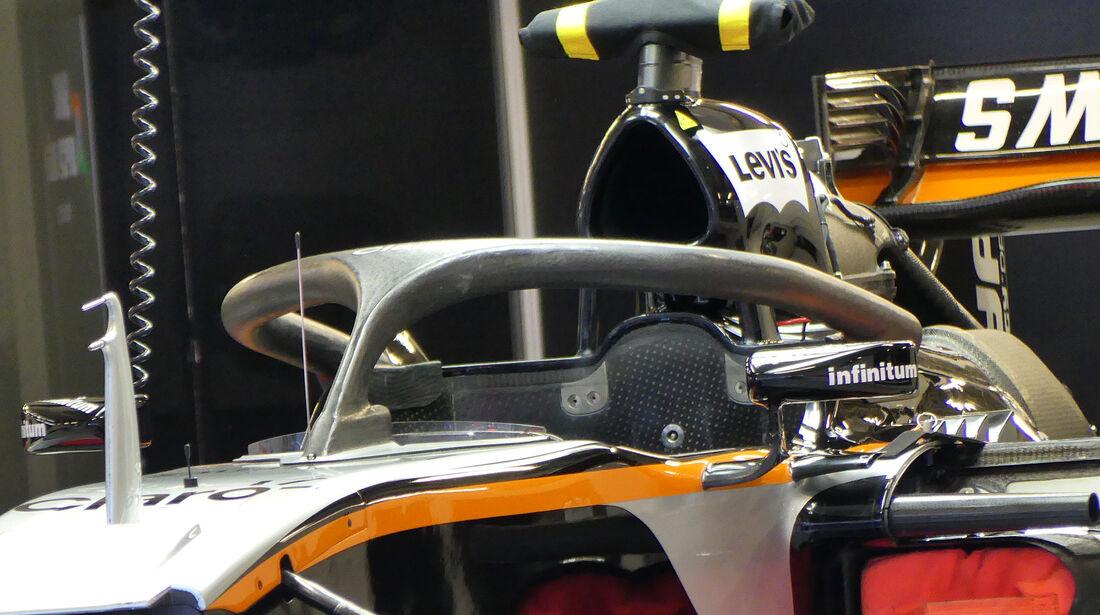 Force India - GP Mexiko 2016