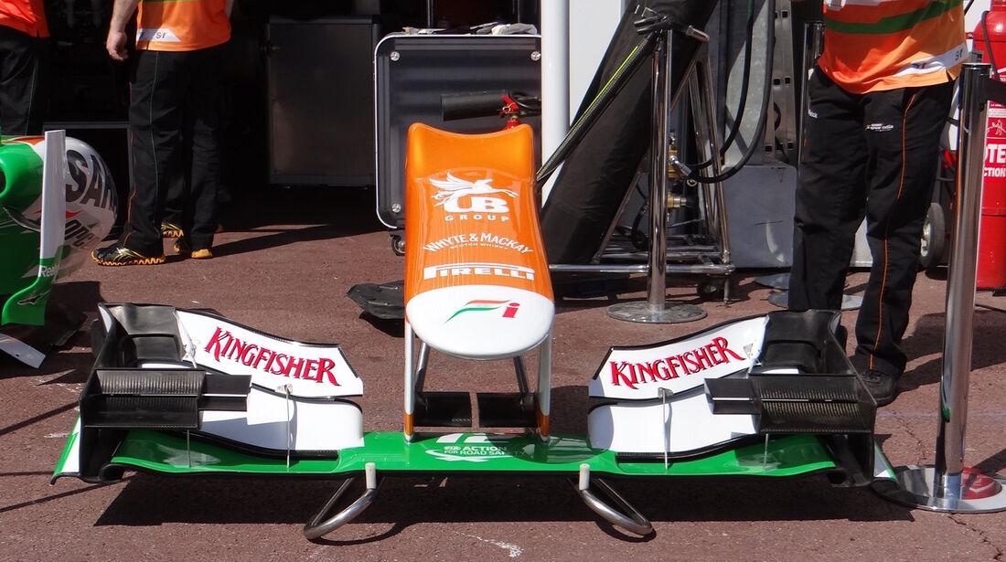 Force India - GP Monaco - 23. Mai 2012