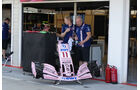 Force India - GP Ungarn - Budapest - Formel 1 - 28.7.2017