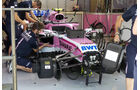 Force India - GP Ungarn - Budapest - Formel 1 - Freitag - 27.7.2018