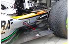 Force India - Technik - GP China / GP Bahrain - Formel 1 - 2015
