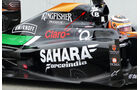 Force India - Technik - GP Ungarn/GP Deutschland 2014