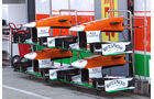 Force India - Updates GP Italien 2013