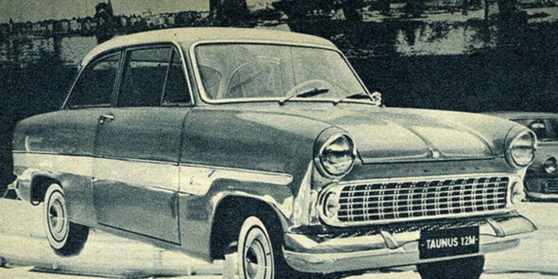 Ford, 12M, IAA 1959