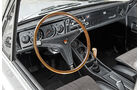 Ford 17M RS, Cockpit, Lenkrad