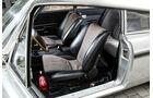 Ford 17M RS, Fahrersitz