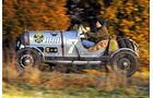 Ford A Speedster-Bausatz, Seitenansicht
