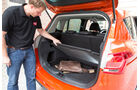 Ford B-Max, Kofferraum, Trennnetz