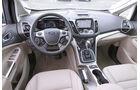 Ford C-Max Plug-in-Hybrid, Cockpit, Lenkrad