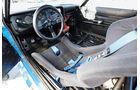 Ford Capri RS, Cockpit, Lenkrad