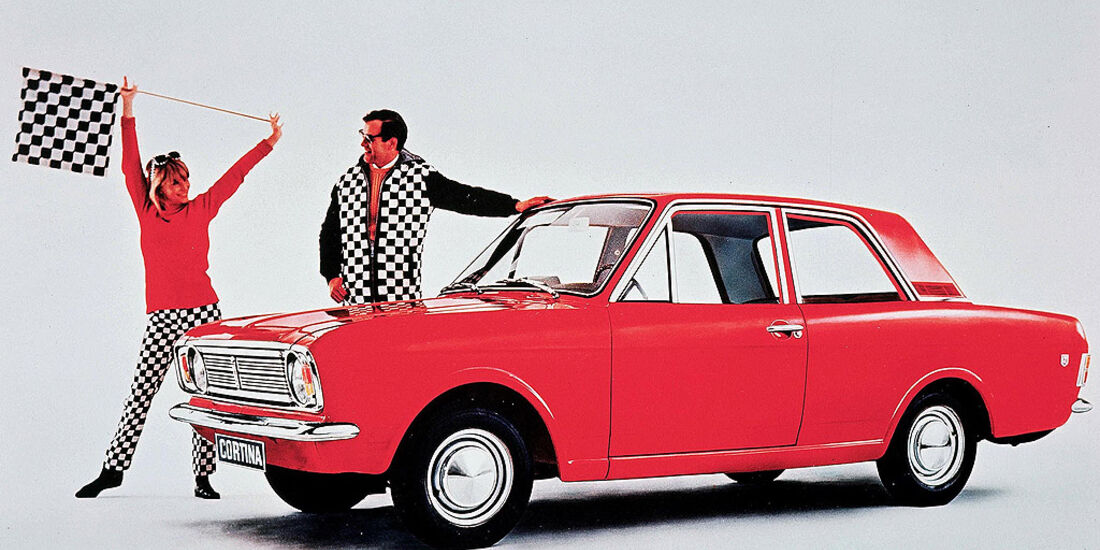 Ford Cortina MK2 1967