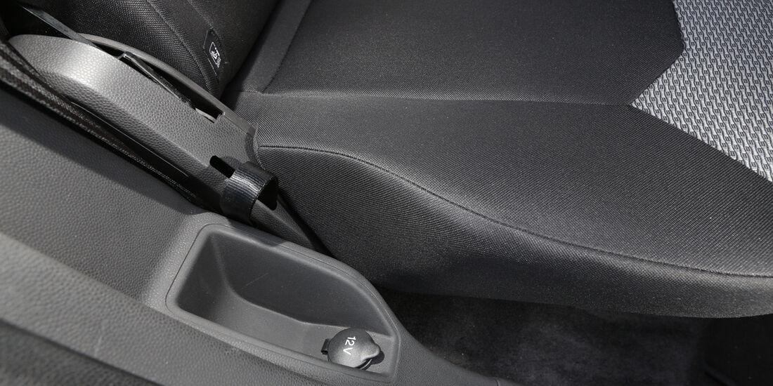 Ford Ecosport 1.0 Ecoboost, Ablagefach