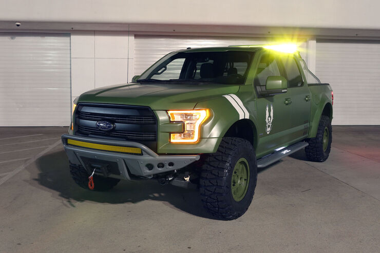 Ford F150  Halo Sandcat
