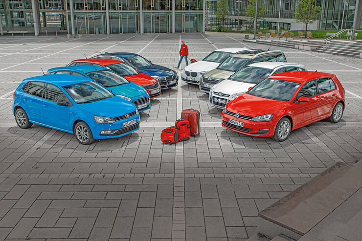 Ford Fiesta 1.0 Ecoboost, Ford Focus 1.0 Ecoboost, Aufmacher