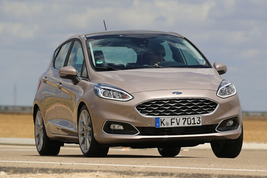 Ford Fiesta (2018) Fahrbericht