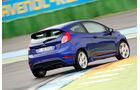 Ford Fiesta ST, Heckansicht