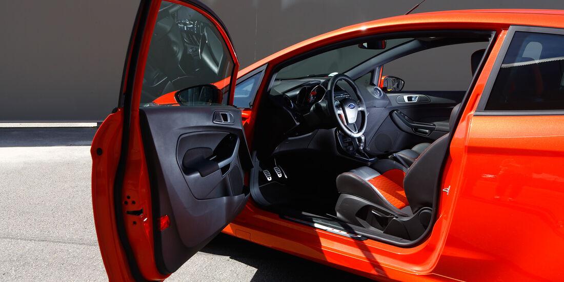 Ford Fiesta ST, Seitentür