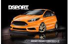 Ford Fiesta ST Sema 2015