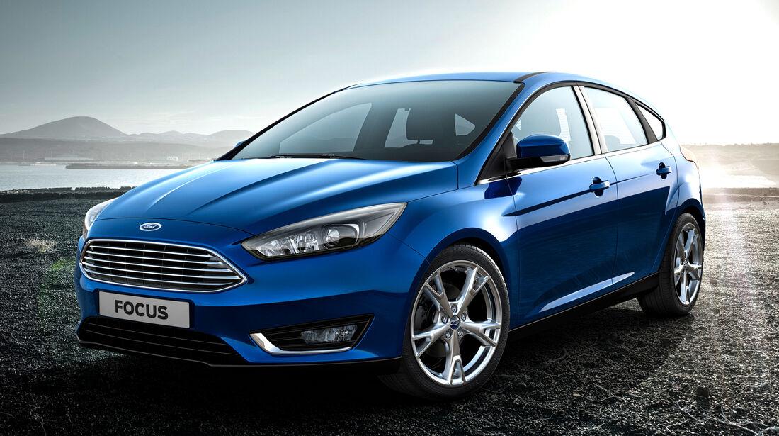 Ford Focus 1.0