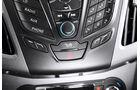 Ford Focus 1.6 Ecoboost Turnier Titan, Detail Hifi-Anlage, Tasten