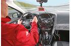 Ford Focus Electric, Cockpit, Fahrersicht