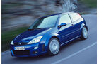 Ford Focus I RS 2002