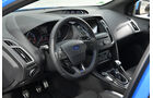 Ford Focus RS, Interieur