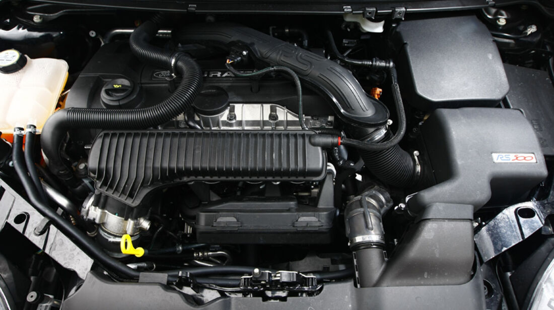 Ford Focus RS500 Motor