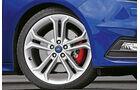 Ford Focus ST 2.0 TDCi, Rad, Felge