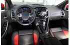 Ford Focus ST, Cockpit, Lenkrad