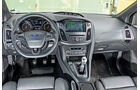 Ford Focus ST Turnier 2.0 TDCi, Cockpit