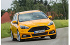 Ford Focus ST Turnier 2.0 TDCi, Frontansicht