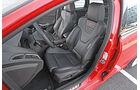 Ford Focus ST Turnier, Fahrersitz