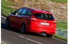 Ford Focus ST Turnier, Heckansicht